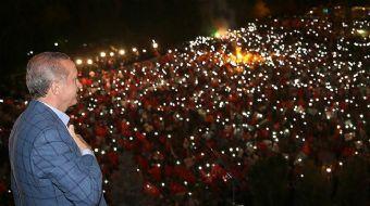 Başkan Erdoğan: Milletime şükranlarımı sunuyorum
