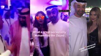 15 Temmuz'u finanse eden ve Cemal Kaşıkçı cinayetine ortak olan Abu Dabi Veliaht Prensi Muhammed bin