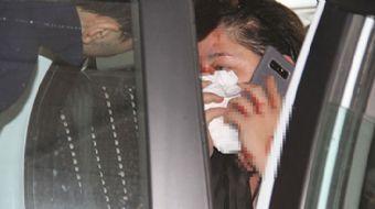 Atatürk Havalimanı'na gitmek üzere Sarıyer´den Uber'e binen kadın yolcu ile şoför arasında çıkan ücr
