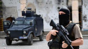 Diyarbakır´ın Lice ile Kulp ilçeleri arasında kalan 69 köy ve mezrada, terör örgütü PKK´ya yönelik s