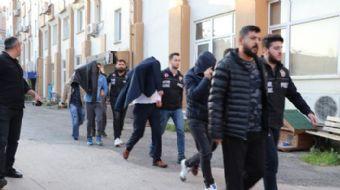 Tatil edilen Fenerbahçe-Beşiktaş maçıyla ilgili yürütülen soruşturma kapsamında gözaltına alınan şüp