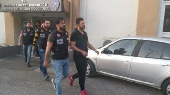 Tatil edilen Fenerbahçe-Beşiktaş maçıyla ilgili yürütülen soruşturma kapsamında gözaltında bulunan 2