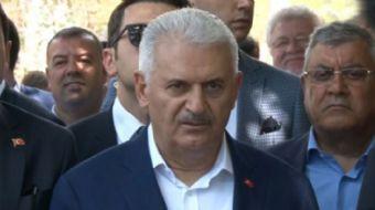 TBMM Başkanı Binali Yıldırım, 'ABD bir hukuk devletiyse, Türkiye de bir hukuk devletidir. ABD ucuz t