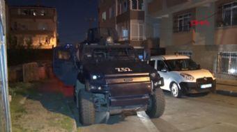 İstanbul´da terör örgütü DEAŞ´a yönelik düzenlenen operasyonda 28 kişi gözaltına alındı.