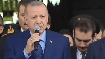 Cumhurbaşkanı Erdoğan 'Terörü ayaklarımızın altına alarak yok edeceğiz'