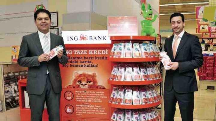 ING,+Migros+marketlerden+s%C3%BCt+%C5%9Fi%C5%9Fesiyle+kredi+verecek