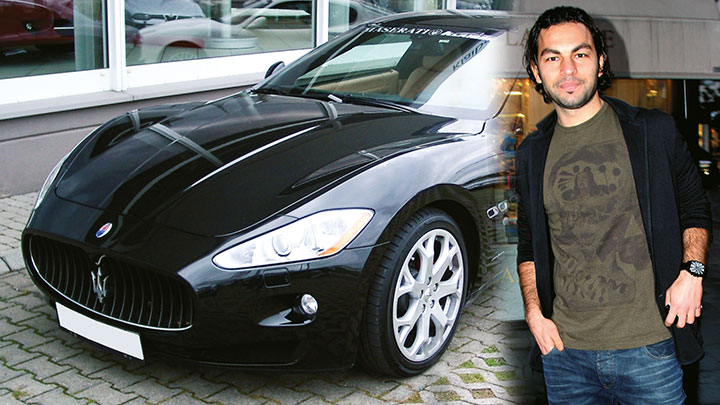 Картинки по запросу Selçuk İnan - Maserati
