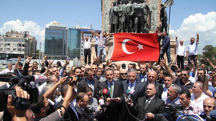 Gezi+Park%C4%B1+anketinde+inan%C4%B1lmaz+sonu%C3%A7lar+%21;