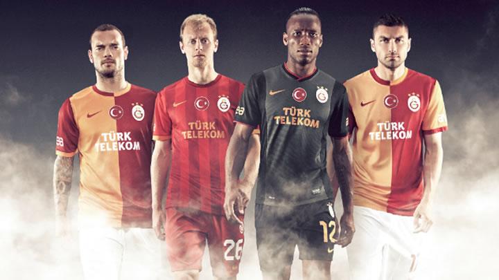 %C4%B0%C5%9Fte+Galatasaray%E2%80%99%C4%B1n+3.+formas%C4%B1%21;+Tan%C4%B1t%C4%B1ld%C4%B1