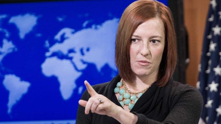 Jen Psaki'den IŞİD açıklaması!