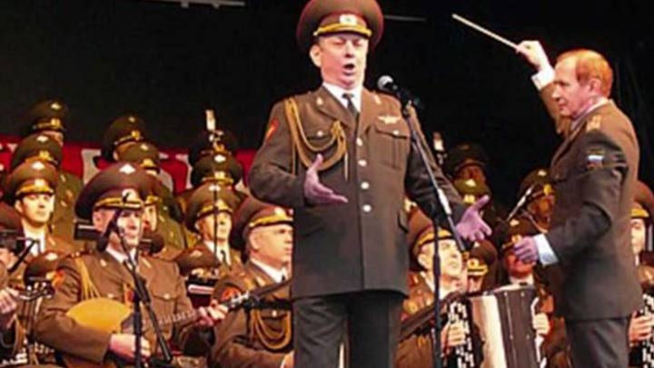 Rus Kızıl Ordu Korosu, İstanbulda konser verecek 2
