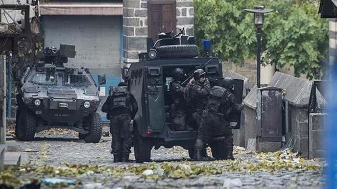Operasyonun bittiği Sur'da çatışma çıktı!