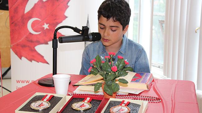 kanada da ilk kez kur an ı güzel okuma yarışması düzenlendi son