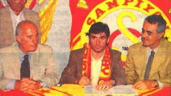 Galatasaray%E2%80%99dan+Hagi+i%C3%A7in+duygusal+payla%C5%9F%C4%B1m