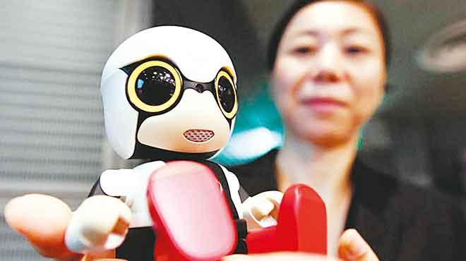 Robotlar%C4%B1n+yeni+g%C3%B6revi:Sevgi+ve+huzur+vermek