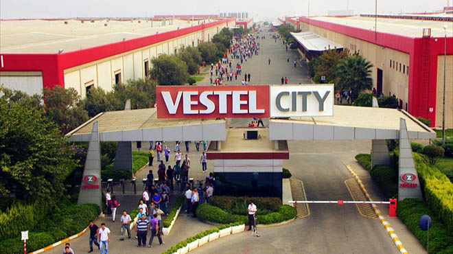 Vestel'e 8 milyon lira ceza