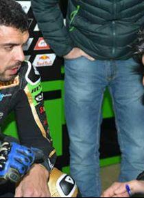 Kenan Sofuoğlu, Motobike İstanbul Fuarı'na katıldı