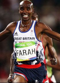 Mo Farah'tan doping iddialarına yanıt
