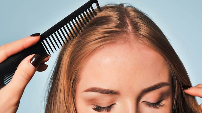 Seyrelen Saçlara Bitkisel Çözüm