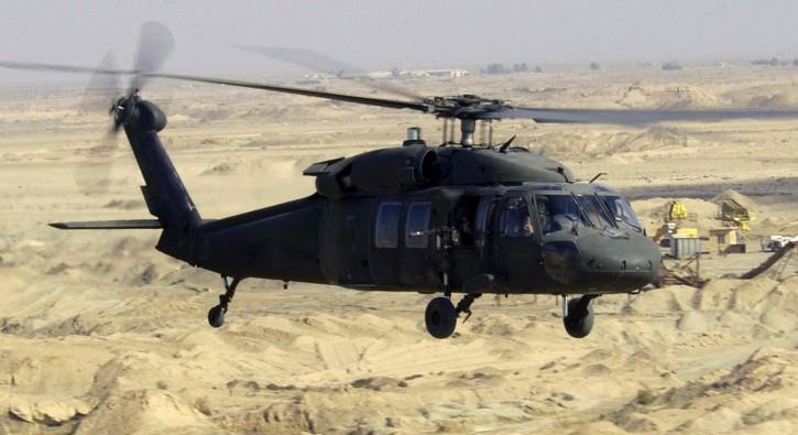 Suudi Arabistan helikopteri Yemende düştü: 12 asker hayatını kaybetti