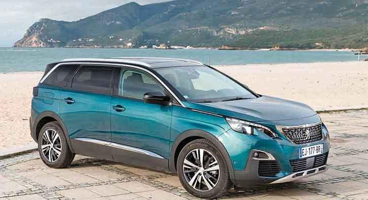 Peugeot+301+d%C3%BCnyaya+SUV+5008+T%C3%BCrkiye%E2%80%99ye+tan%C4%B1t%C4%B1l%C4%B1yor