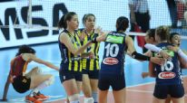 Galatasaray'ı yenen Fenerbahçe şampiyon oldu