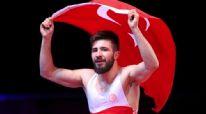Süleyman Atlı, bronz madalya kazandı