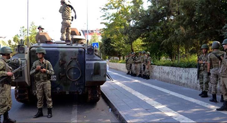 Diyarbakırdaki 59 köyde sokağa çıkma yasağı ilan edildi 41