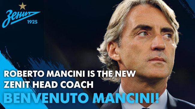c909b211c Zenit te Lucescu nun yerine Mancini getirildi - Son Dakika Haberler ...