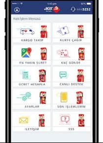 Aras Kargo mobil uygulamasını yeniledi