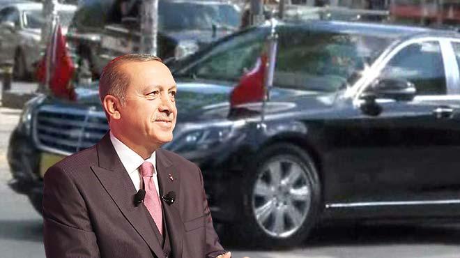 Cumhurbaşkanı Erdoğandan Çapa Tıp Fakültesine sürpriz ziyaret 93