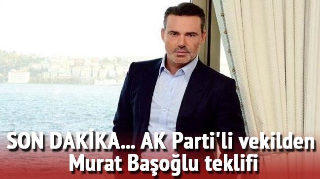 AK Partili vekilden Murat Başoğlu teklifi 14