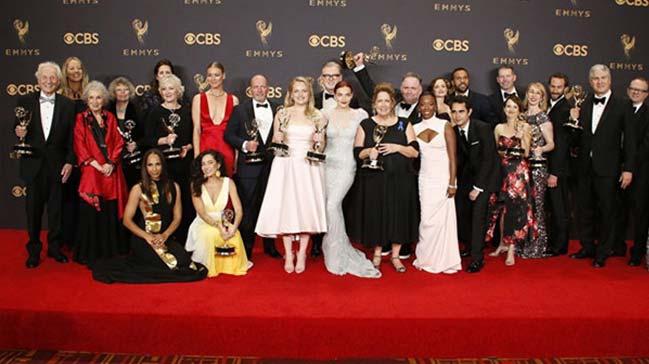 69.+Emmy+%C3%96d%C3%BClleri+sahiplerini+buldu