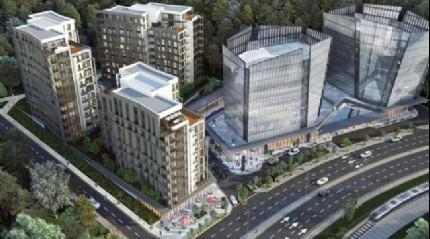 Vadikoru'ya Avrupa'dan 'En iyi ofis mimarisi' ödülü