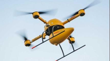 PTT 'drone'lu teslimata hazırlanıyor
