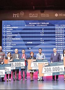 Girişimcilere 300 bin lira ödül dağıtıldı