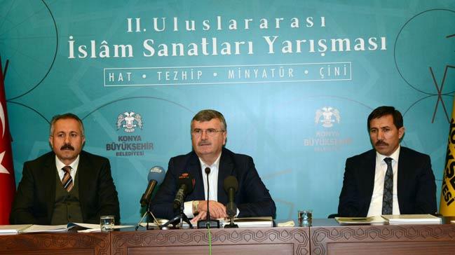 uluslararası İslam sanatları yarışması başvuruları başladı