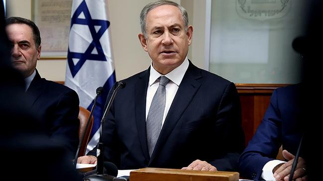 Netanyahu+k%C3%BCstahl%C4%B1kta+s%C4%B1n%C4%B1r+tan%C4%B1m%C4%B1yor