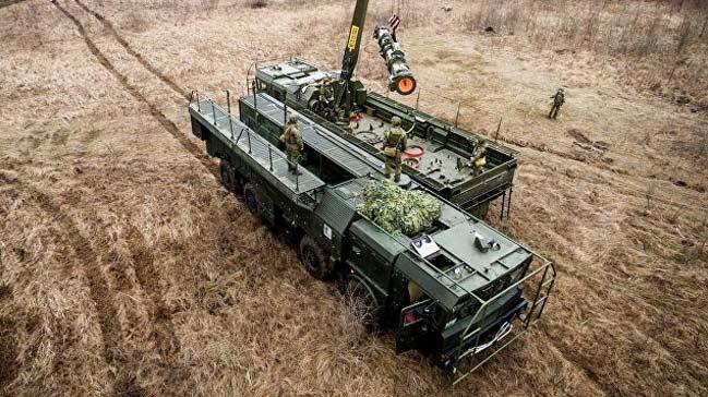 İskender-M balistik füzesi