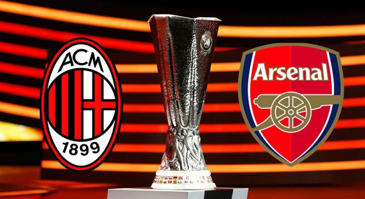 UEFA+Avrupa+Ligi+Milan+Arsenal+kar%C5%9F%C4%B1+kar%C5%9F%C4%B1ya%21;