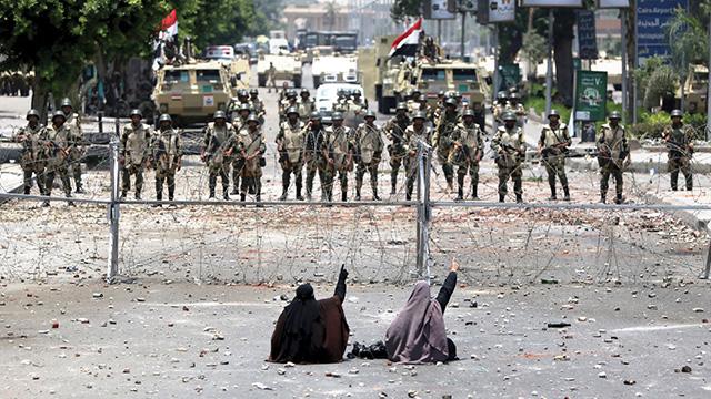 Mısır'daki devrim ve darbenin perde arkası