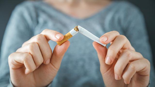 Sigaradan kurtul hayata tutun