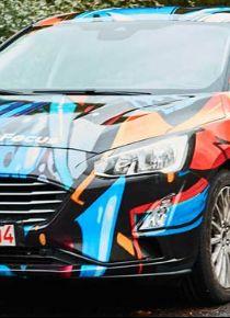 Yeni Ford Focus 10 Nisan'da ortaya çıkacak