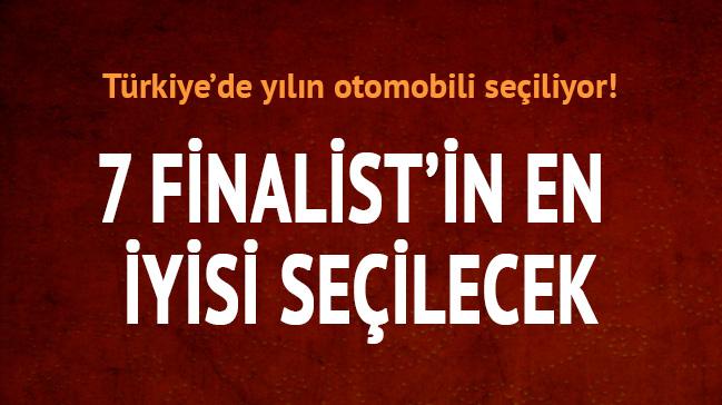 Türkiye'de Yılın Otomobili seçimi için test sürüşleri yapıldı