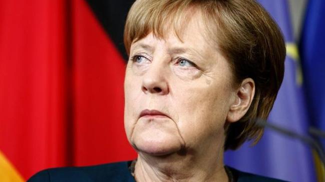 Almanyadan Suriye saldırısına destek