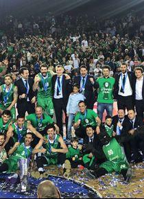 Darüşşafaka, ULEB Avrupa Kupası'nın sahibi oldu!