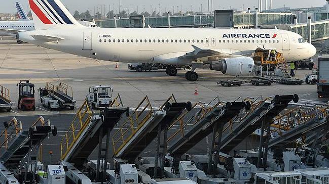 Air France'da grev devam edecek