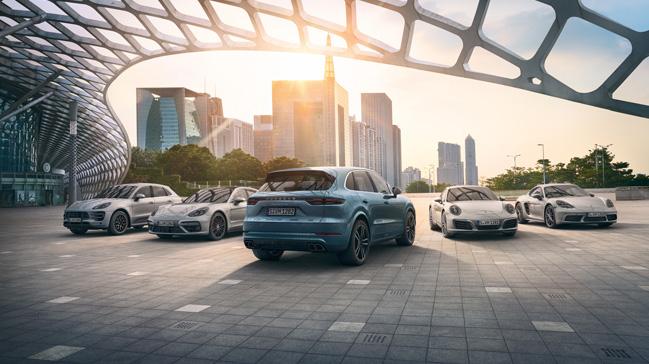 Porsche%E2%80%99den+2018+ilk+%C3%A7eyrekte+tarihi+ba%C5%9Far%C4%B1