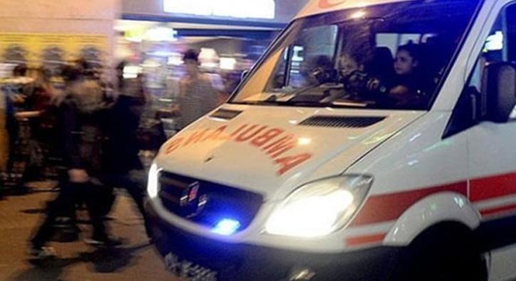 Adana'da inşaat çöktü: 2 işçi yaralı