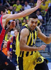 Fenerbahçe Doğuş, Baskonia'yı rahat geçti